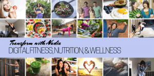 Transform with Nadia Digital Fitness Nutrition and Wellness Studio