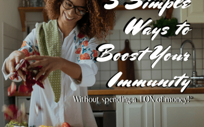 E-Book: 5 Simple Ways to Boost Your Immunity