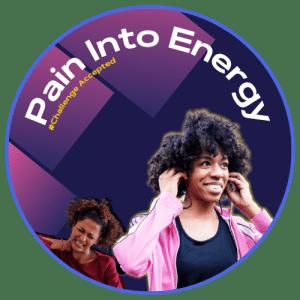 Pain Into Energy Challenge Icon